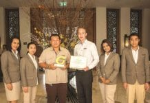 Intercontinental Hua Hin Resort Receives A Green Hotel Award 2017