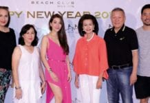 New Year's Eve Celebrations at Baba Beach Club Hua Hin by Sri Panwa