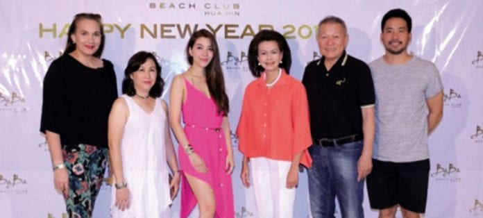 New Year's Eve Celebrations at Baba Beach Club Hua Hin by Sri Panwa