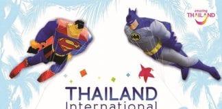 Thailand International Kite Festival 2018 Takes to Hua Hin Skies