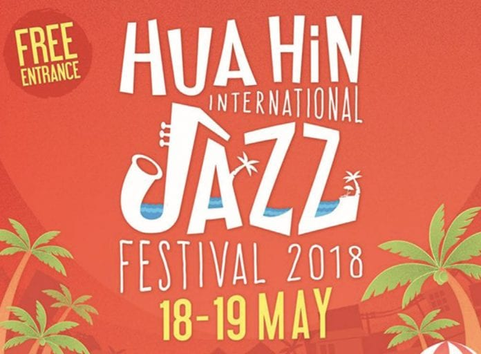 Countdown to the Hua Hin International Jazz Festival 2018