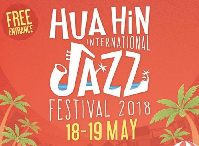 Countdown to the Hua Hin International Jazz Festival 2018