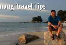 Timothy Tye and Penang Travel Tips