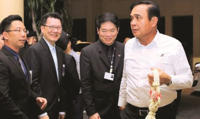 Unveiling 'Riviera Thailand' & the 'Royal Coast'