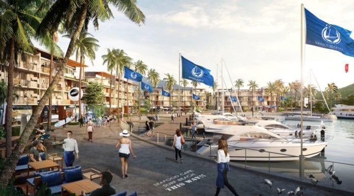 A Grand Location for a Grand Leisure Marina