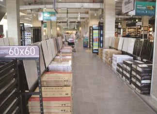 Floored By Hua Hin's Biggest Tile Range