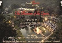 Grand Opera Thailand at Chom Dong Villas Hua Hind