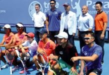 Introducing the Paradorn International Tennis Academy at True Arena