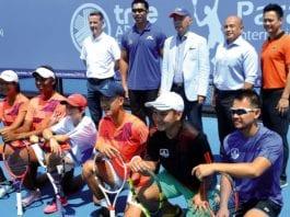 Introducing the Paradorn International Tennis Academy at True Arena