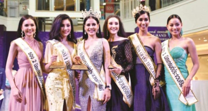 'Nong Lin' Wins Miss Grand Prachuap Khirikhan 2018