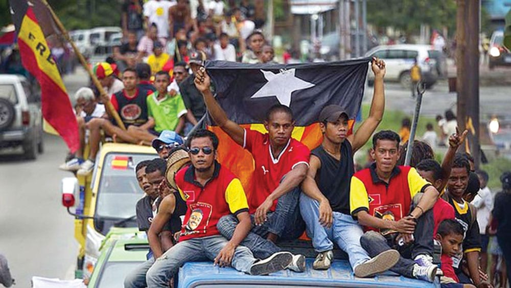 May 20th East Timor Independence Day