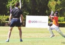 Hua Hin Sixes – 23 Years of Cricket at the Dusit Thani