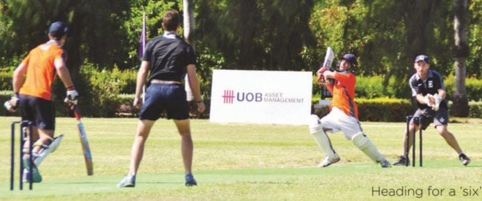 Hua Hin Sixes – 23 Years of Cricket at the Dusit Thani