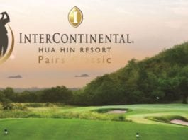 InterContinental Hua Hin Resort Pairs Classic 2018