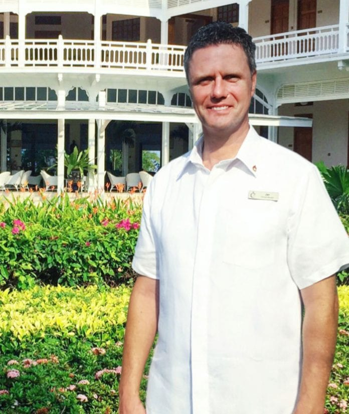 New Resident Manager at Centara Grand Beach Resort & Villas Hua Hin