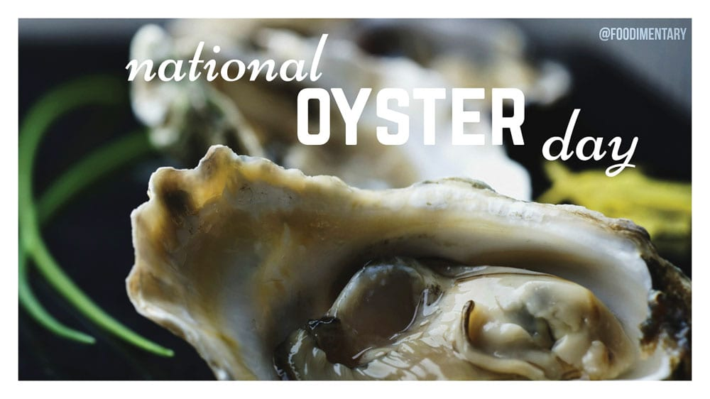 May 5th Oyster Day