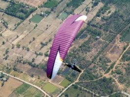 Paragliding for a Bird's Eye View of Thailand