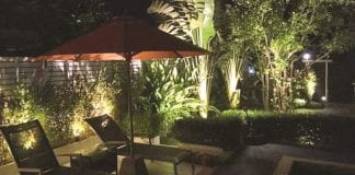 Providing Safe and Sensational Lighting Solutions for your Great Outdoors