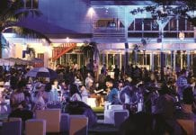 Rain or Shine; 'The Beat Goes On' at the BaBa Beach Club