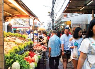 Re-organising the Hua Hin Night Market is Not Over Yet