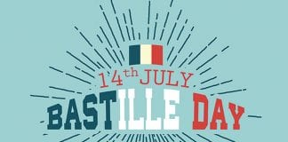 July 14th 2018 - France Bastille Day