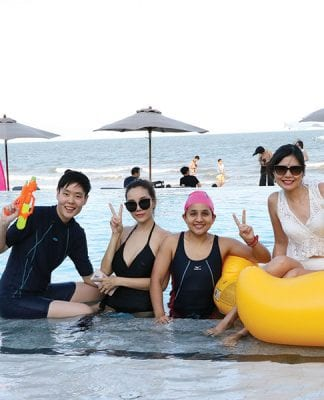 Beach Vibes at the Baba Beach Club Hua Hin Pool Party