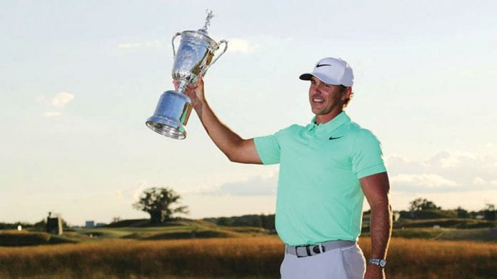 Brooks Koepka First to Win Back-to-Back U.S.Opens in 29 Years