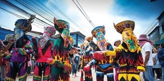 Bun Luang and Phi Ta Khon Festival 2018