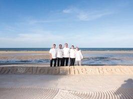Dine Along the Beach at Hua Hin's Beachfront Hotels