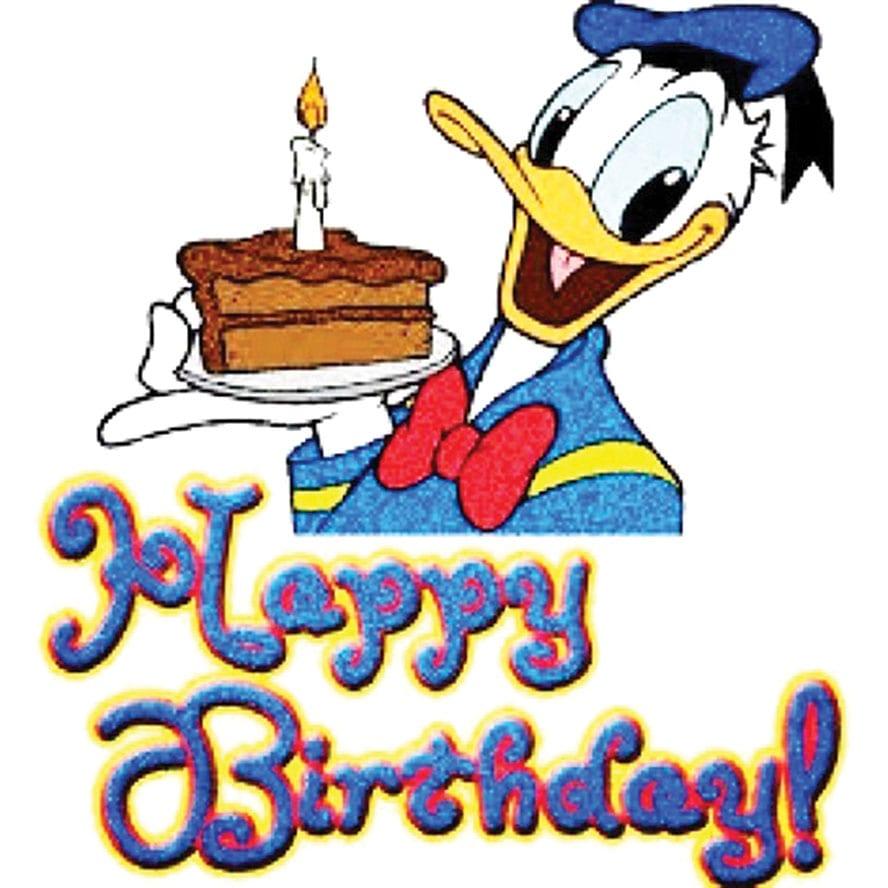 June 9th Donald Duck's Birthday