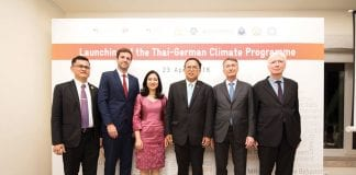 Germany Working with Thailand on Climate - change Projects
