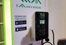 Holiday Inn Installs Hua Hin's 1st Electric Car Charging Station