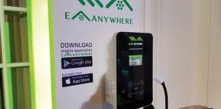 Holiday Inn Installs Hua Hin's 1st Electric Car Charging Station