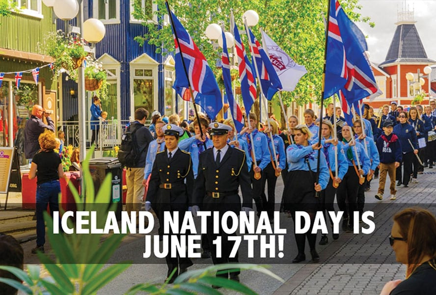 Iceland National Day – June 17th