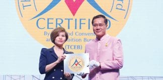 Intercontinental Hua Hin Resort Receives Thailand Mice Venue Standard Awards