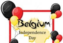 July 21st 2018 - Belgium National Day