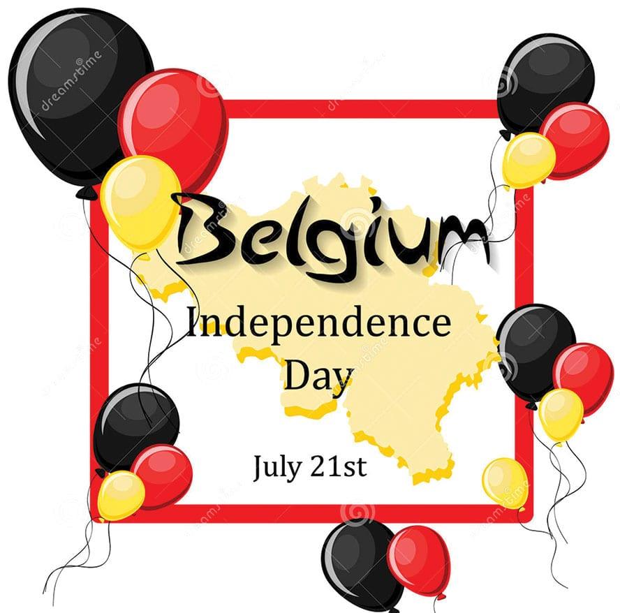 July 21st 2018 - Belgium National Day - Hua Hin Today