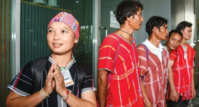 We Want our Homes Back, Not Money, Say Kaeng Krachan's Karen forest Dwellers