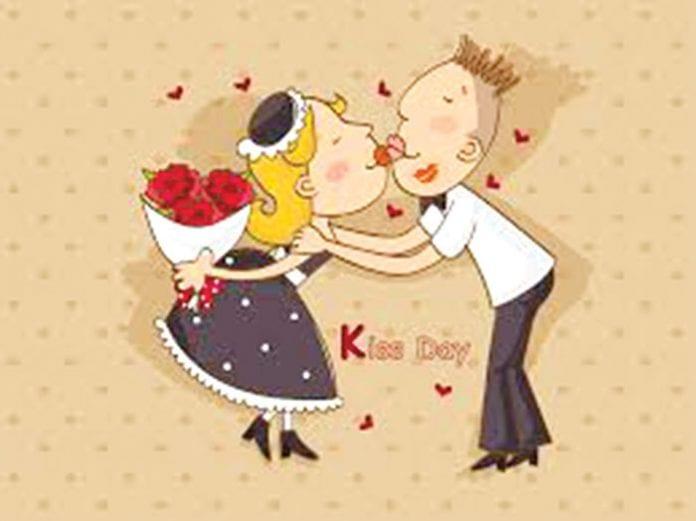 July 6th: International Kissing Day