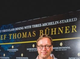Michelin-Starred Chef Thomas Bühner In Hua Hin