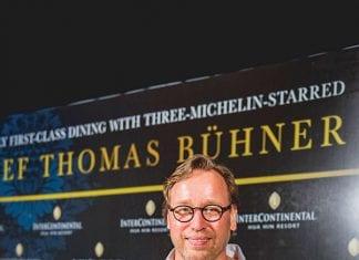 Michelin-Starred Chef Thomas Bühner In Hua Hin