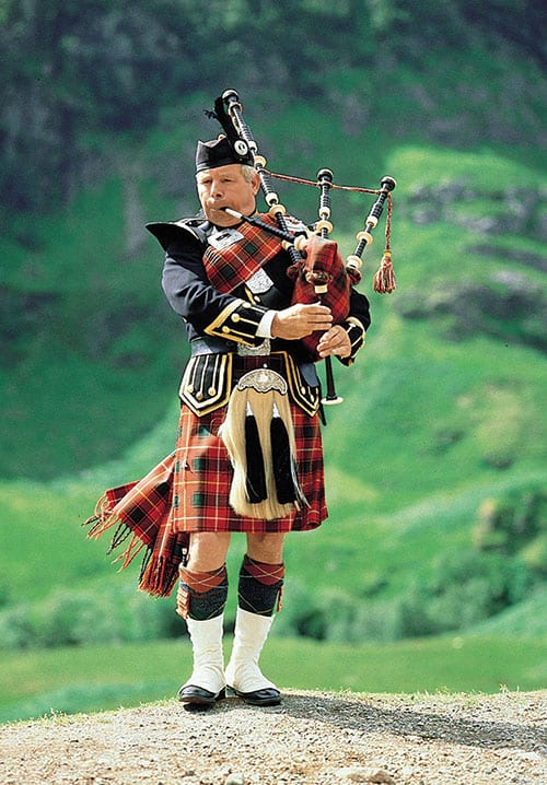 July 27th: Bagpipe Appreciation Day
