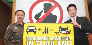 Thailand Tops the World Road Toll Statistics