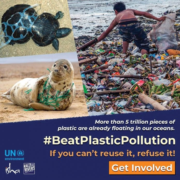 Thailand Pledges to Beat Plastic Pollution
