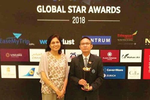 Thailand Wins 'Best Wedding Destination' AwardThailand Wins 'Best Wedding Destination' Award