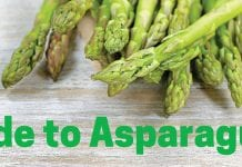 Ode to Asparagus
