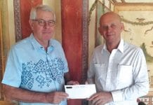 Hua Hin Business Network Donation to Charity Hua Hin