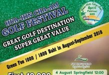 Hua Hin Cha Am Golf Festival