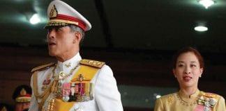 King Rama X; the Royal Birthday