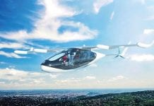 Rolls-Royce Unveils Hybrid Flying Taxi at Farnborough